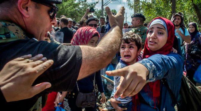 Conferencia: Refugio, empatía y xenofobia