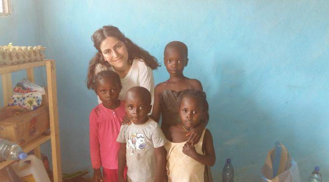 De prácticas en Camerún