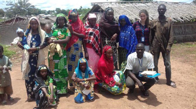 Nueva entrada de Andrea Andreu sobre su experiencia de practicas en el SJR en Camerún