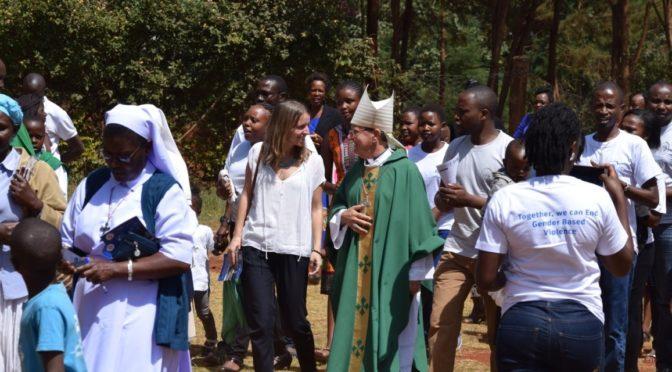 """""""Primeras impresiones desde Nairobi"""" por Belén Rico desde el JRS Kenia"""