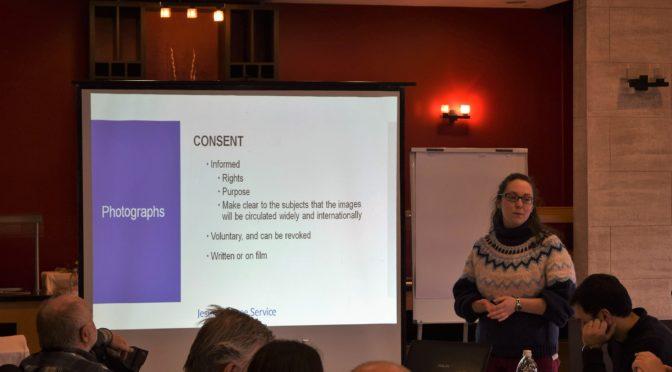 """""""Conociendo el trabajo de las oficinas nacionales de JRS en Europa"""" el nuevo post de Sara Garcia de Blas desde el JRS – Europa (Bruselas)"""