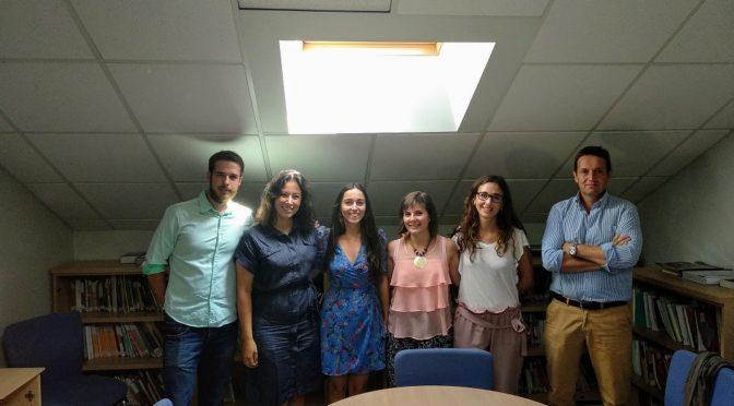 Comienzan período de Contrato en Prácticas con JRS Europa y SJM Sevilla