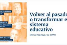 Photo of Transformar el sistema educativo