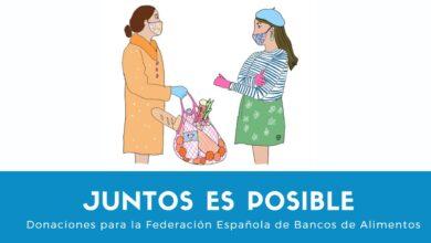 Photo of Banco de Alimentos: JuntosEsPosible