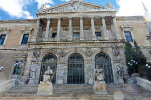 Un paseo por la Biblioteca Nacional de España