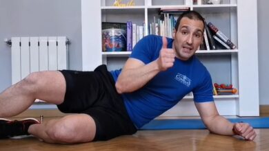 Photo of Completamos las sesiones semanales de actividad física y pasamos a fase 1.