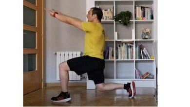"""Photo of Preparamos a nuestros """"mayores"""" para realizar actividad física al aire libre."""