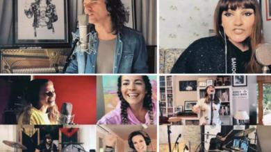"""Photo of Cadena 100 y 50 músicos se unen para crear una nueva versión de """"Resistiré"""""""