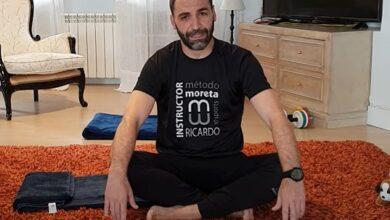 Photo of Ricardo Moreta nos presenta una nueva clase de su método.