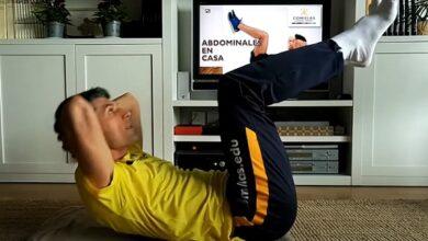 Photo of Abdominales seguros y efectivos en casa. Te enseñamos cómo.