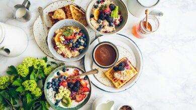 Photo of Cinco recetas de desayunos saludables