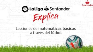 Photo of Matemáticas y fútbol para peques. Resuelve sus dudas.