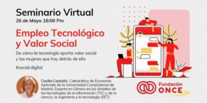cartel informativo seminario virtual