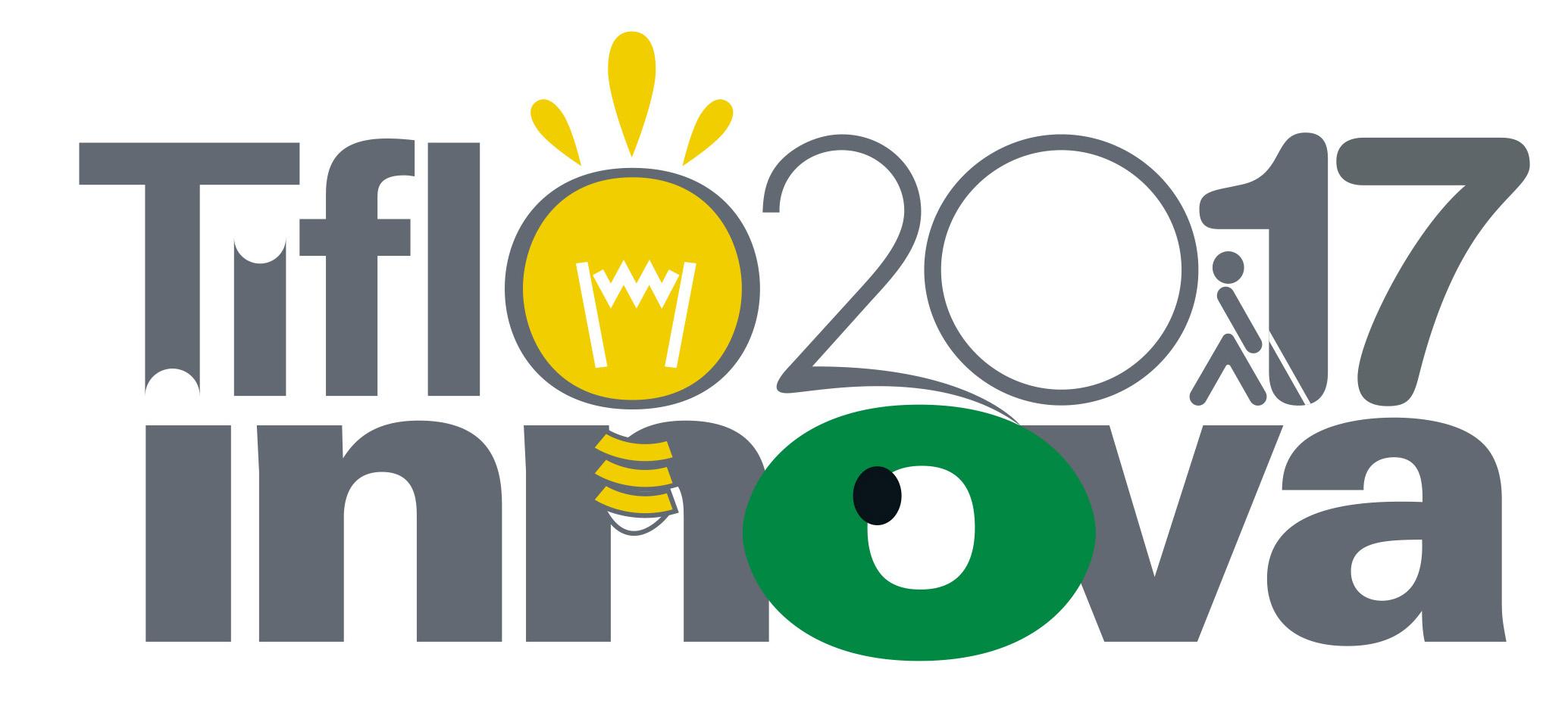 Logo TifloInnova 2017: accesibilidad y tecnología