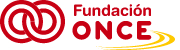 Logo Fundación ONCE, programa operativo empleo juvenil