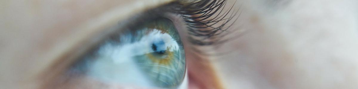 imagen de un ojo, metáfora de futuros profesores con mirada inclusiva