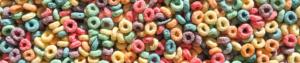 Cereales de diferentes colores
