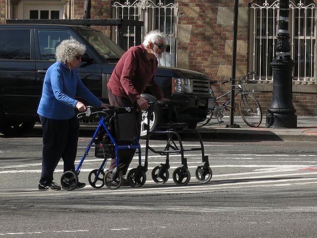 Ciudades «amigables» para una población cada vez más envejecida
