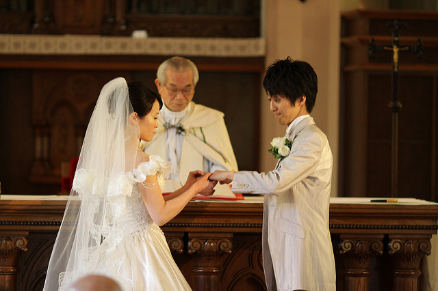 Matrimonio Catolico España : Los matrimonios católicos ya solo suponen un cuarto de